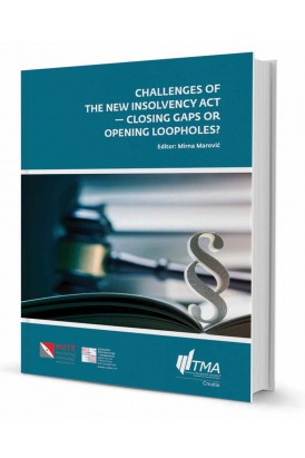CHALLENGES OF THE NEW INSOLVENCY ACT